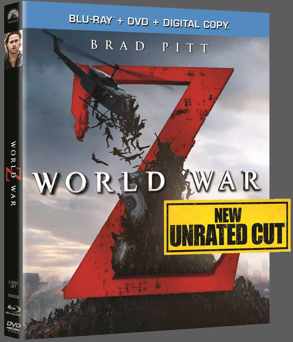 World War Z Best Buy Blu-ray