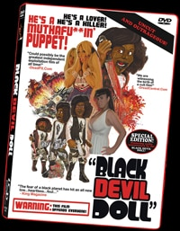 Black Devil Doll on DVD (click to see it bigger!)