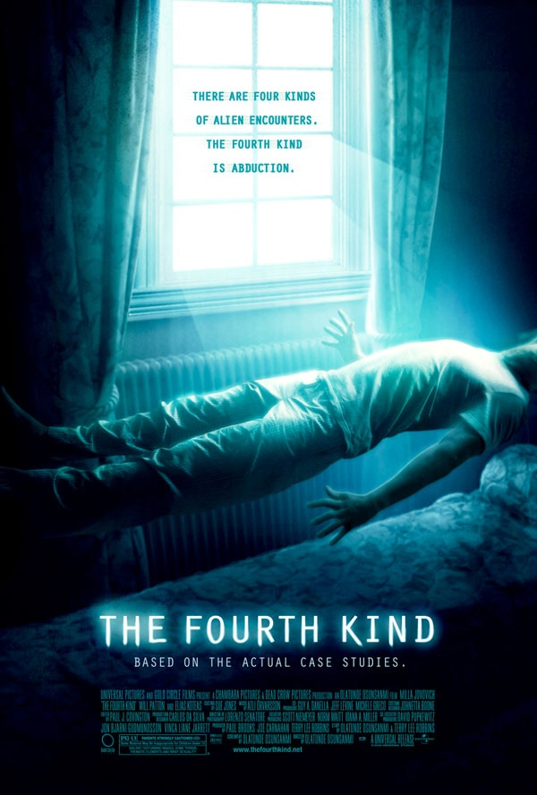 Uplifting Poster for The Fourth Kind