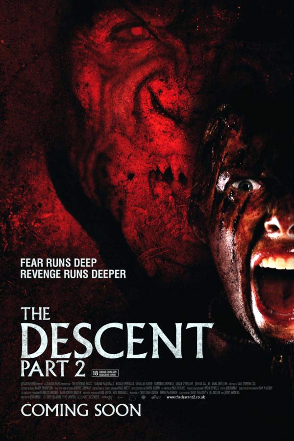 Official One-Sheet: The Descent Part II