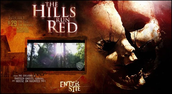 The Hills Run Red Site Now Open