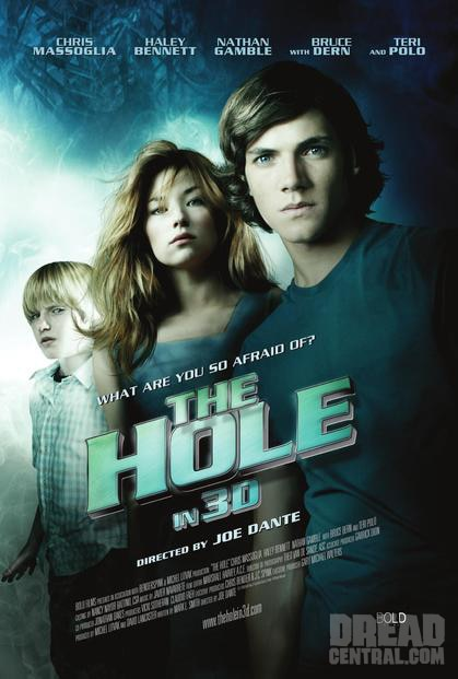 The Hole One-Sheet Offers No Thrills