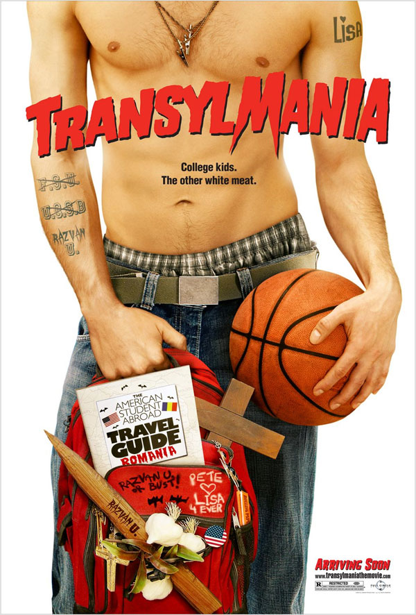 Transylmania One-Sheet Tastes Like ...