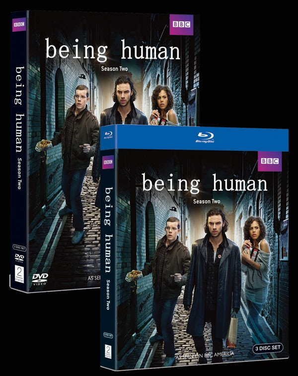 Behind-the-Scenes DVD Clip - Being Human: Season Two
