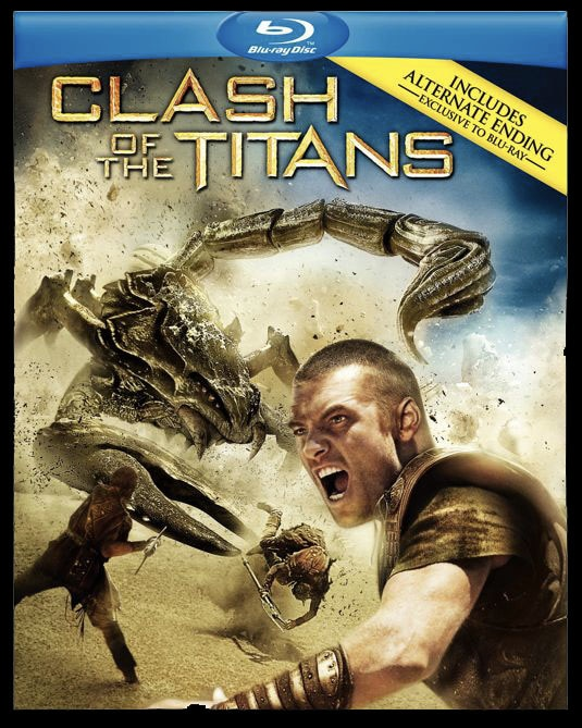 Win a Copy of Clash of the Titans and The Losers on Blu-ray!