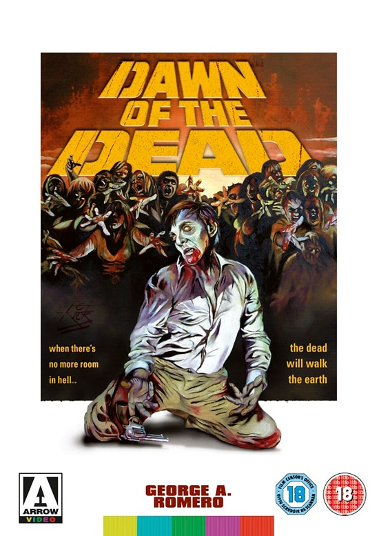 UK Release Reminder: Arrow Video's Dawn and Day of the Dead