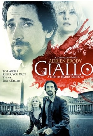 Giallo on DVD