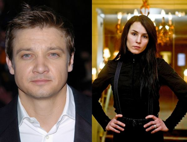 Jeremy Renner and Noomi Rapace to Star as Hansel And Gretel: Witch Hunters?
