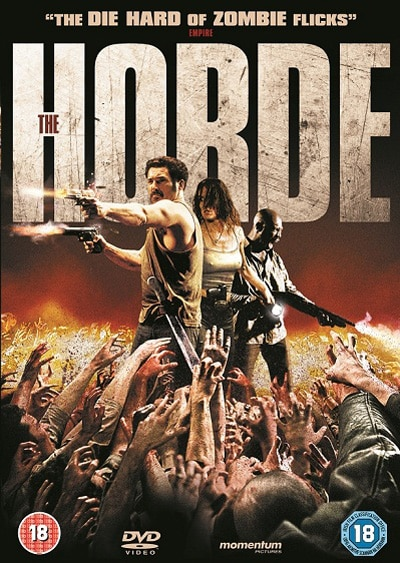 Win The Horde on UK DVD