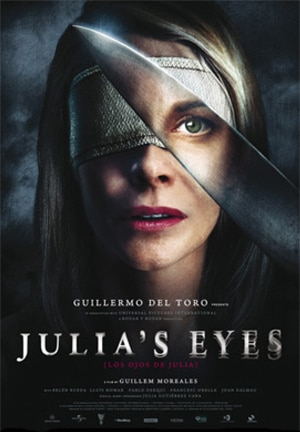 TIFF 2010: Focus In On Over a Dozen Stills and New Sales Art for Julia's Eyes
