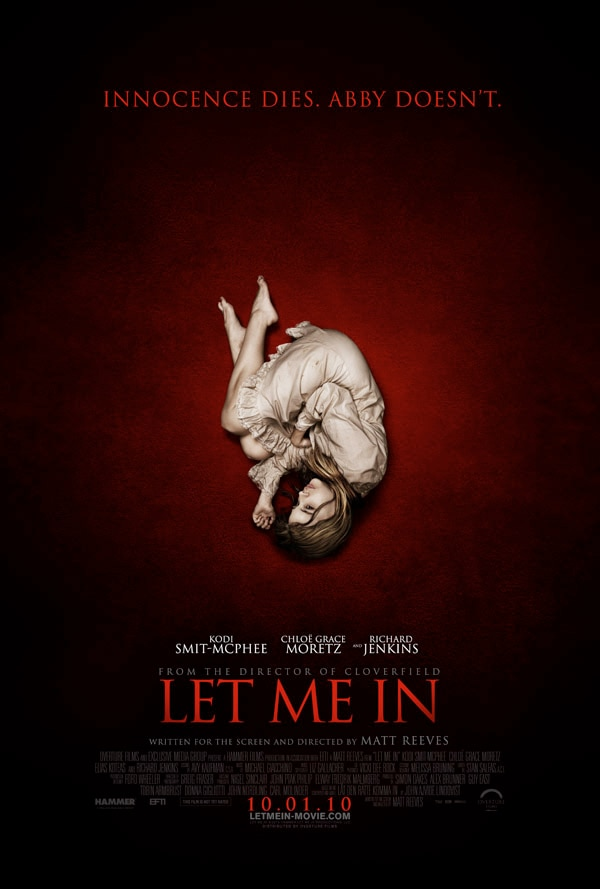 Eight Clips From Let Me In