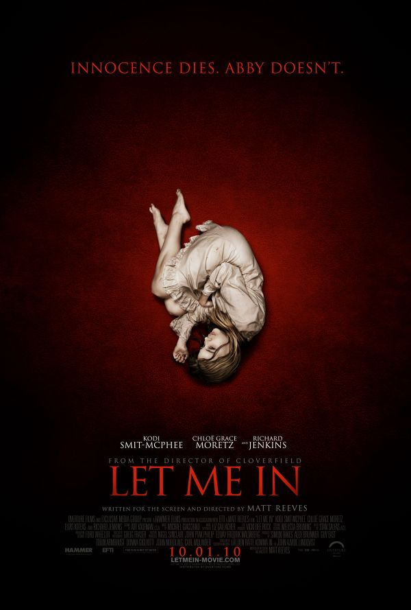 New Images and International Trailer - Let Me In