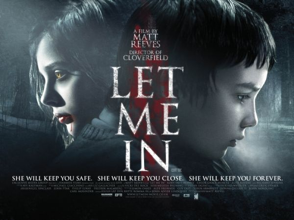 Timid New Let Me In Quad One-Sheet
