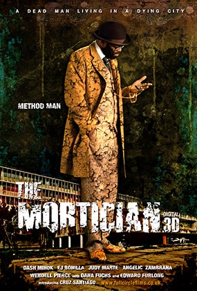 Check Out Method Man in a New Trailer for The Mortician