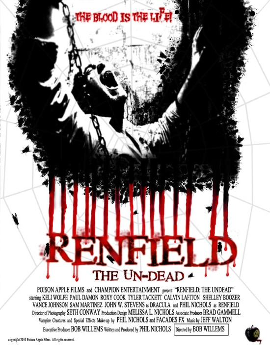 Renfield: The Undead Trailer Debut