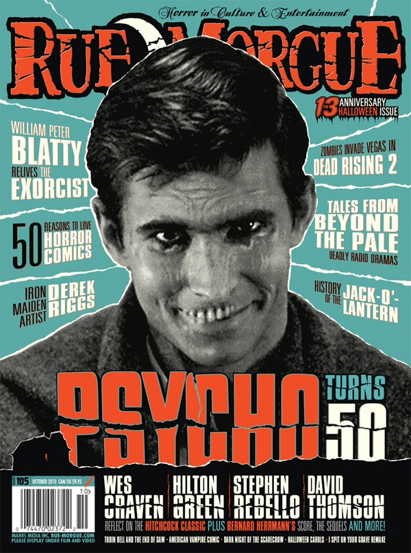Rue Morgue Magazine Turns 13