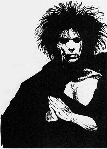 WB Eyeing Neil Gaiman's The Sandman for Television Adaptation