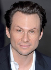 Christian Slater Ready for Some Playback!