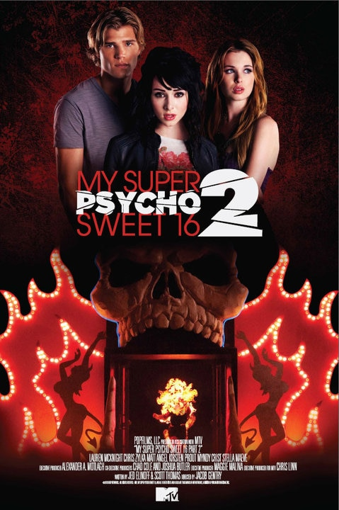 Second Teaser Trailer: My Super Psycho Sweet 16 Part 2