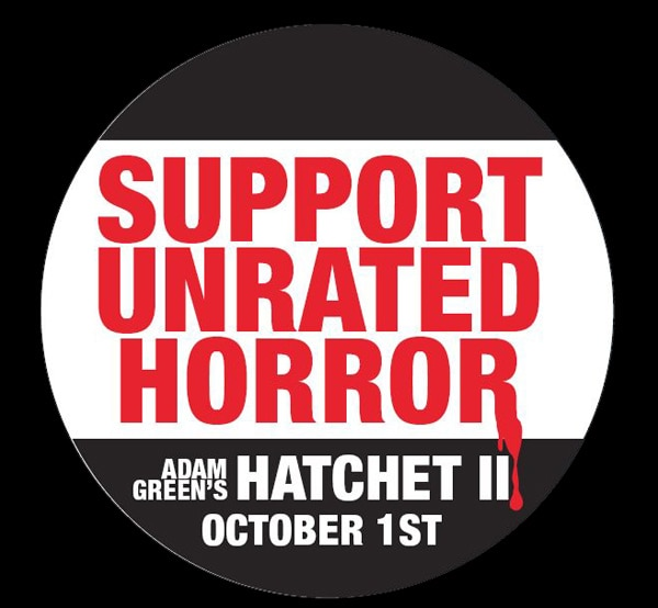 Hatchet II - Support Unrated Horror