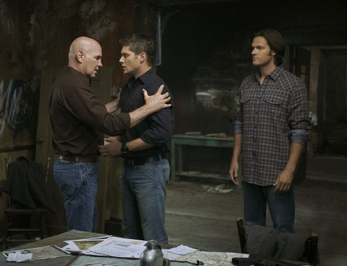 Stills from Supernatural Season Six Premiere - Exile on Main Street
