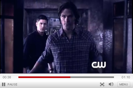 Supernatural on The CW Television Network