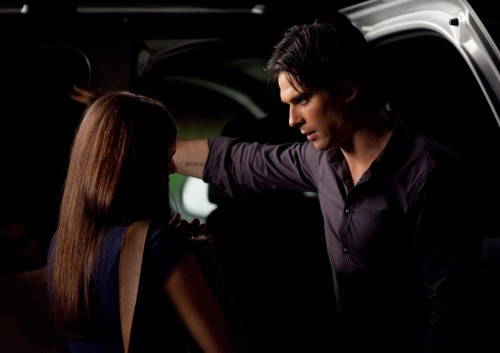 The Vampire Diaries Episode 3 - Bad Moon Rising