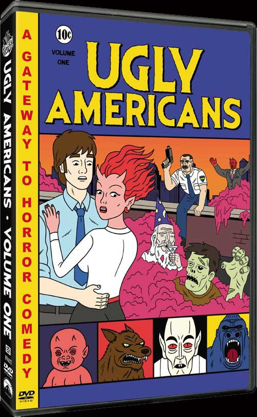 Win a Copy of Ugly Americans on DVD