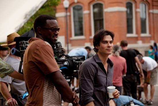 Go Behind the Scenes of Tonight's The Vampire Diaries Episode - Memory Lane
