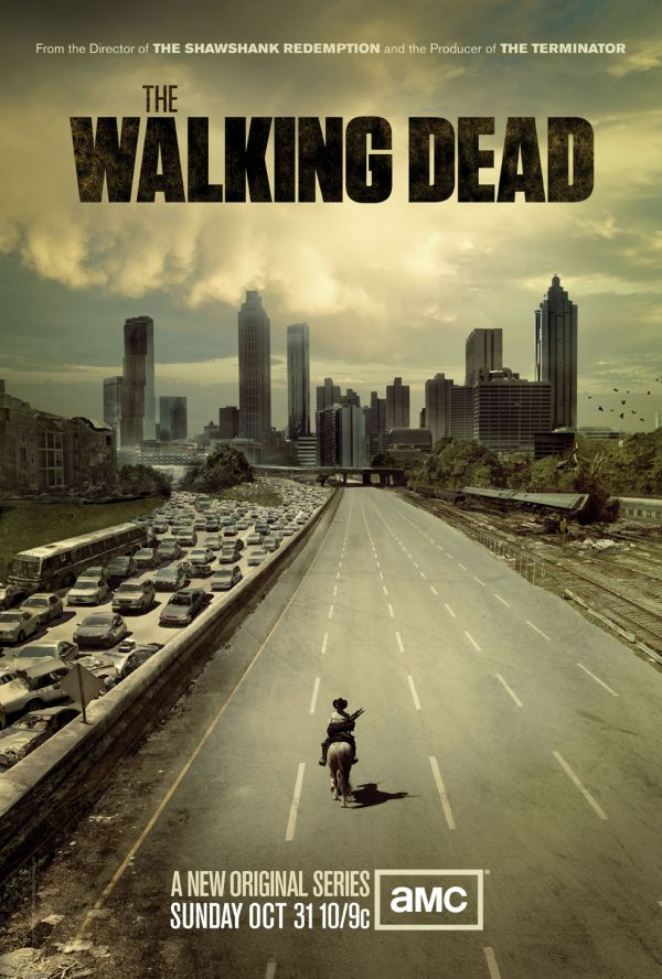 Official One-Sheet - The Walking Dead