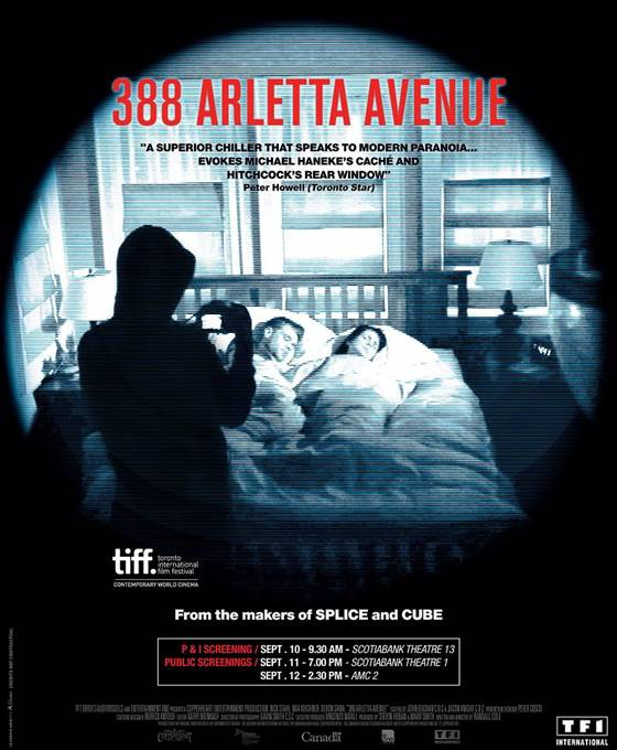 Spy Your Eye on the Full Trailer for 388 Arletta Avenue