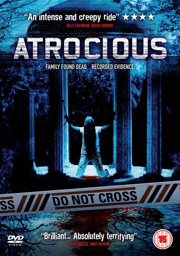UK Readers: Win an Atrocious DVD!