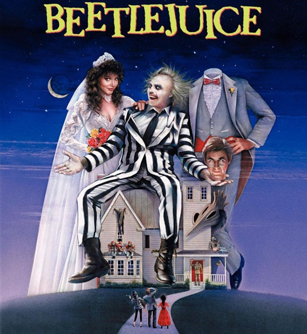 Say it With Us Now ... Beetlejuice! Beetlejuice! Beetlejuice! A Sequel Finally on the Horizon