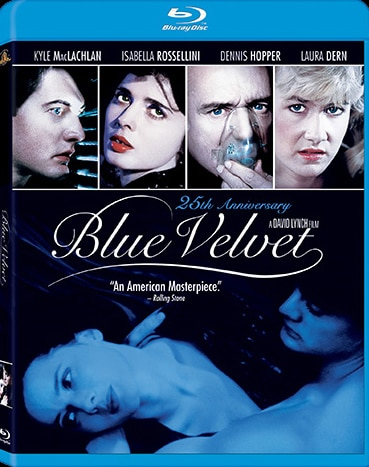 One of the Strangest Flicks Ever Made Comes to Blu-ray - Blue Velvet!