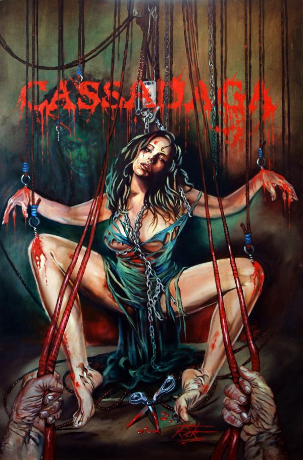 Official One-Sheet Debut - Anthony DiBlasi's Cassadaga (click for larger image)