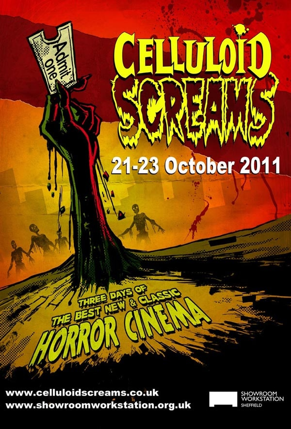 UK's Celluloid Screams Film Fest Announces 2011 Programme