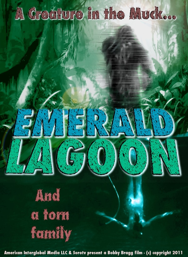 Trailers for Micro-Budget Monsters Emerald Lagoon, Swamphead, and Mold