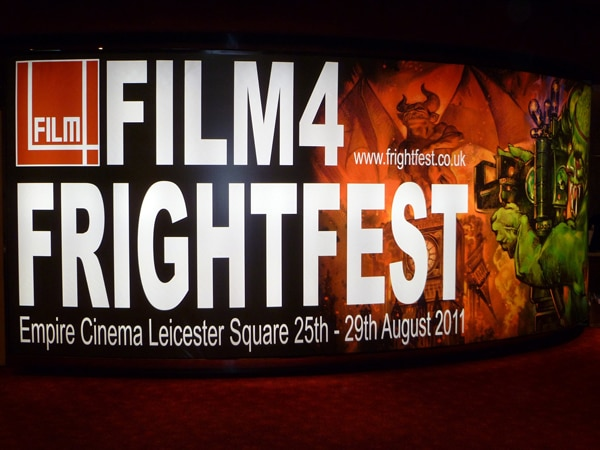 Event Report: Film4 FrightFest 2011