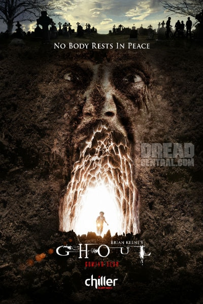 Sink Your Teeth into the Trailer for Chiller's Ghoul
