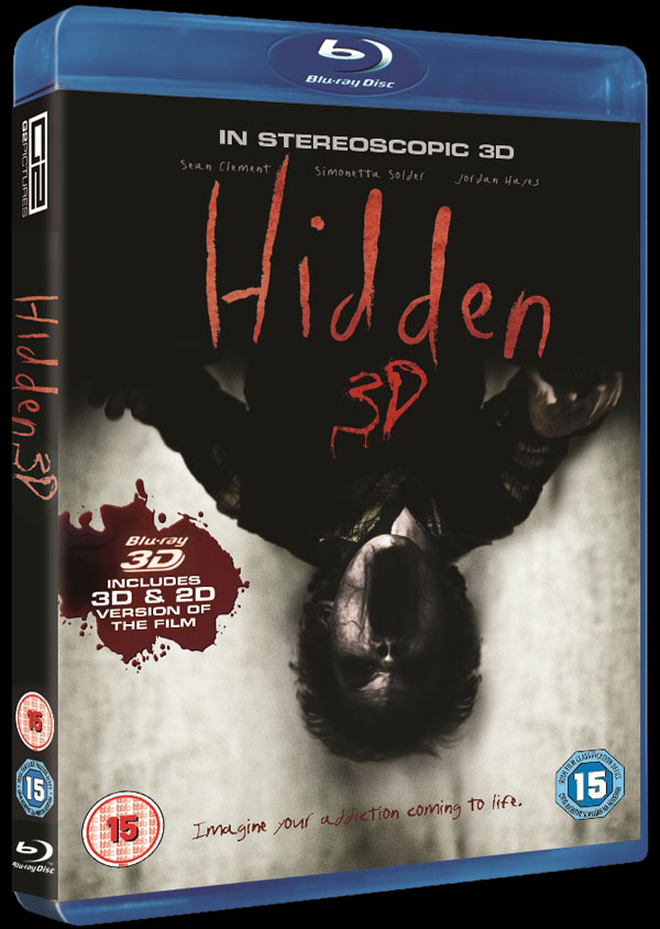 UK to Discover Horrors in Hidden 3D on DVD and Blu-ray