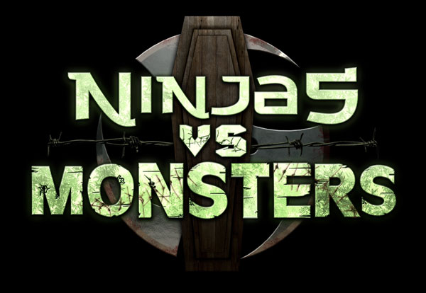Are You Ready for Ninjas vs. Monsters?
