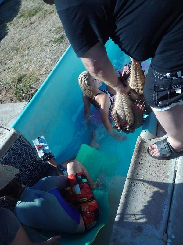 First Piranha  3DD Behind-the-Scenes Imagery Gets You Wet and Slippery!