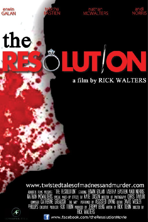 Check out The Resolution, First Short in Upcoming Anthology Film