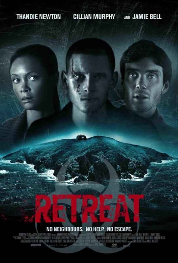 Retreat to a New UK Poster and Trailer