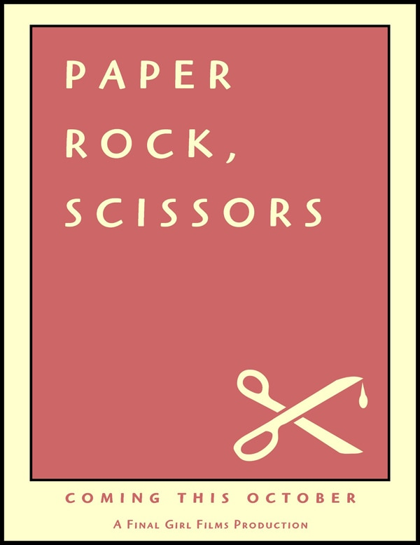 Paper, Rock, Scissors - Dare You Play?