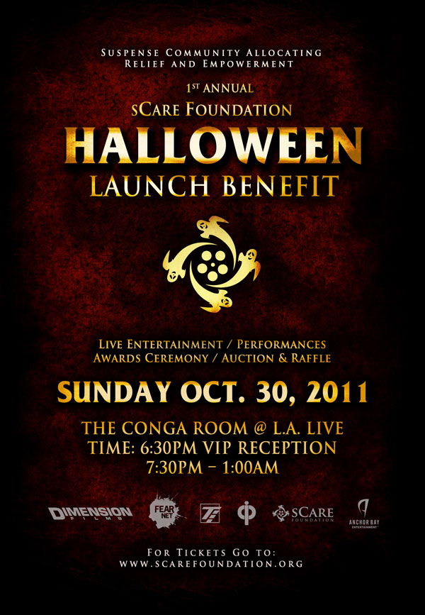 Win Tickets to The sCare Foundation Inaugural Fundraising Event