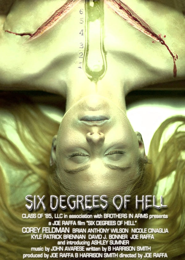 Teaser Trailer Debut - Six Degrees of Hell