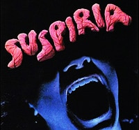 Synapse Films Bringing Suspiria to Blu-ray