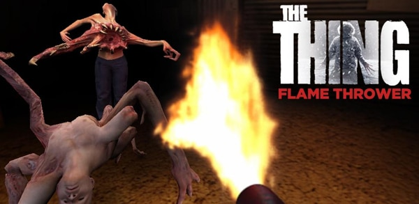 The Thing Invades iPhone and Android