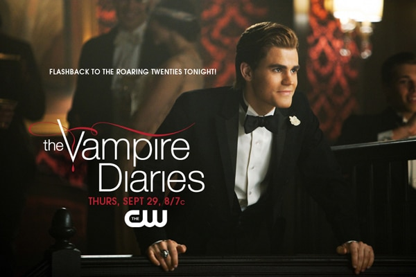 Paul Wesley, The Vampire Diaries